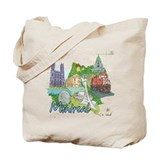 Montreal Canvas Bags