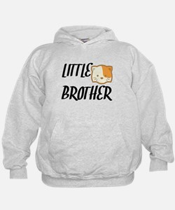 Little Brother Cat Hoodie