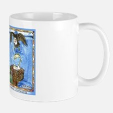 Bird Watching @ a Light House Mug