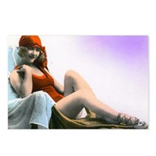 Bathing Beauty Postcards (Package of 8)