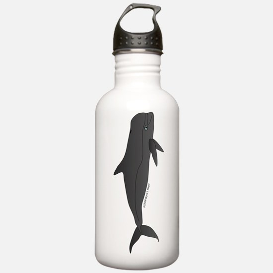 Pilot Whale c Water Bottle