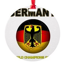 Germany World Champions 2014 Ornament