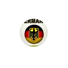 Germany World Champions 2014 Mini Button (100 pack
