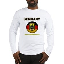 Germany World Champions 2014 Long Sleeve T-Shirt