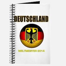 Deutschland Weltmeister 2014 Journal