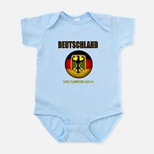 Deutschland Weltmeister 2014 Body Suit