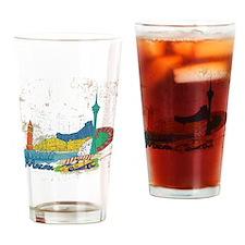 Macau China Drinking Glass