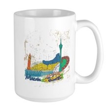 Macau China Mugs