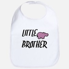 Little Brother Hippo Bib