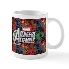 Red Avengers Mug
