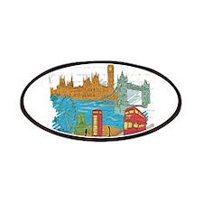 London England United Kingdom Patches