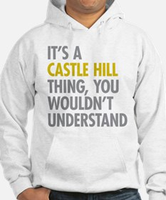 Castle Hill Bronx NY Thing Hoodie