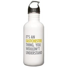Eastchester Bronx NY T Water Bottle