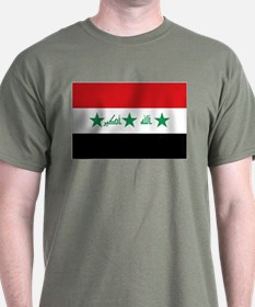 Flag of Iraq T-Shirt