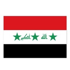 Flag of Iraq Postcards (Package of 8)