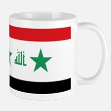 Flag of Iraq Small Small Mug