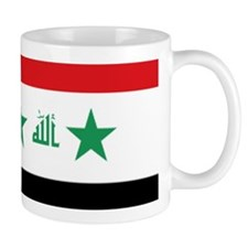 Iraqi flag Small Mug