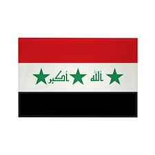 Iraqi flag Rectangle Magnet