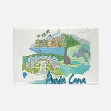 Punta Cana Dominican Republic Magnets