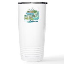 Punta Cana Dominican Republic Travel Mug