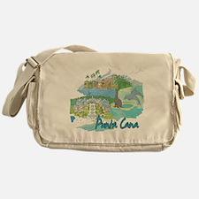 Punta Cana Dominican Republic Messenger Bag