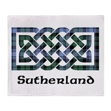 Knot - Sutherland dist. Throw Blanket