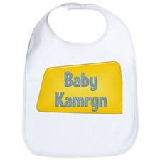 Baby Kamryn Bib