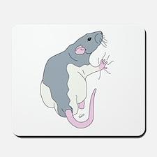 AB Hooded Mousepad