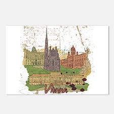 Vienna Austria Postcards (Package of 8)