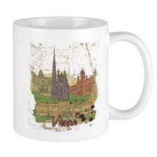 Vienna Austria Mugs