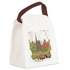 Vienna Austria Canvas Lunch Bag