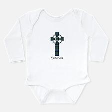Cross - Sutherland dis Long Sleeve Infant Bodysuit