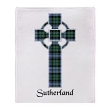 Cross - Sutherland dist. Throw Blanket