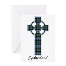 Cross - Sutherland dist. Greeting Card