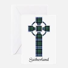Cross - Sutherland dist. Greeting Card