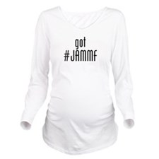 Funny That's Long Sleeve Maternity T-Shirt