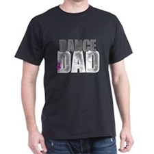 Dance Dad with Ballerina T-Shirt