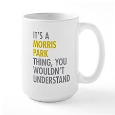 Morris Park Bronx NY Thing Mug