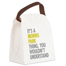 Morris Park Bronx NY Thing Canvas Lunch Bag
