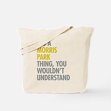 Morris Park Bronx NY Thing Tote Bag