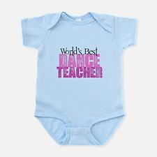 Worlds Best Dance Teacher Body Suit