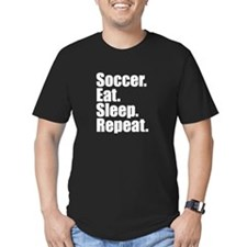 Soccer Eat Sleep Repeat T-Shirt
