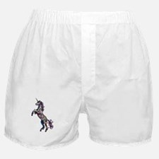 Wild Unicorn Boxer Shorts