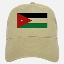 Flag of Jordan Baseball Baseball Cap
