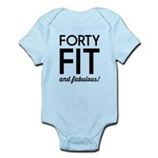 40 Fit and Fabulous! Body Suit