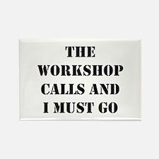 workshop calls Rectangle Magnet