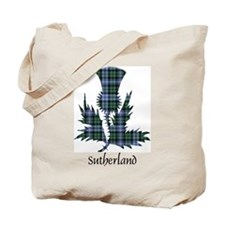 Thistle - Sutherland dist. Tote Bag