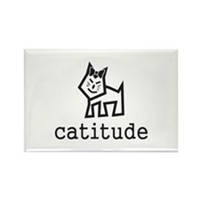 Catitude Magnets
