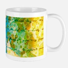 Colorful vintage butterfly Mugs