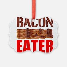Bacon Eater Ornament